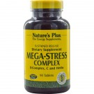 Mega-Stress Complex (90 Tablets) - Nature's Plus