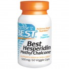 Best Hesperidin Methyl Chalcone 500 mg (60 Veggie Caps) - Doctor's Best