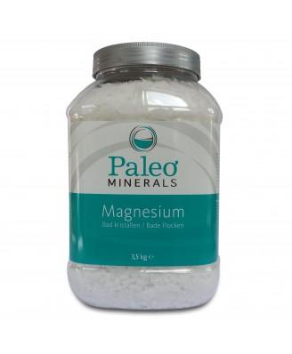 Magnesium bath flakes (3,3 pound, 1500 gram) - Paleo Minerals