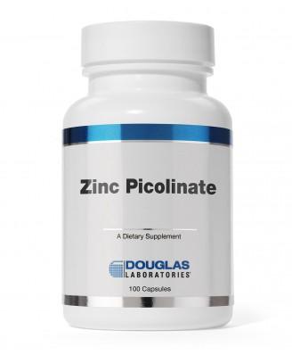 Douglas Laboratories, picolinato de Zinc (100 cápsulas)