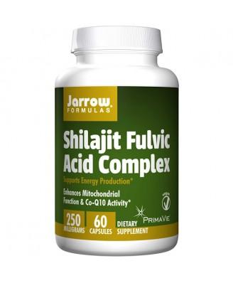 Shilajit Fulvic Acid Complex (60 Vegetarian Capsules) - Jarrow Formulas