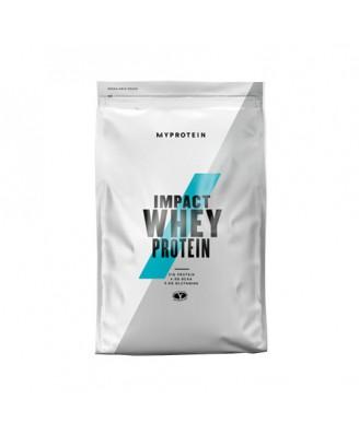 Impact Whey Protein - Strawberry Cream 1kg- MyProtein