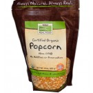 Orgánica de palomitas de maíz (680 g) - Now Foods