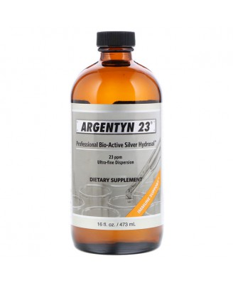 Argentyn 23 (473 ml) - Allergy Research Group
