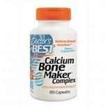Calcium Bone Maker Complex (180 Capsules) - Doctor's Best