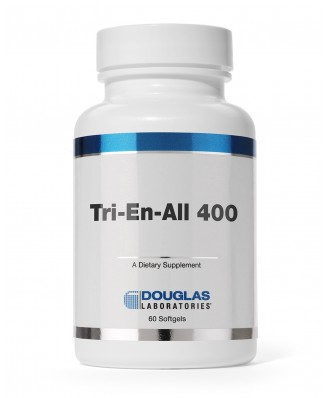 Tri-En-All 400 (60 Softgel Capsules) - Douglas Laboratories