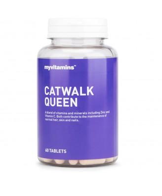 Catwalk Queen (60 Tablets) - Myvitamins