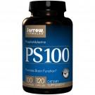 Jarrow Formulas, PS 100, Phosphatidylserine, 100 mg, 120  Capsules