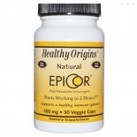 EpiCor 500 mg (30 Veggie Caps) - Healthy Origins