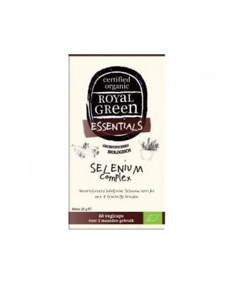 Selenium Complex Organic – 60 vcaps – Royal Green