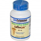 CoffeeGenic Green Coffee Extract 400 mg (90 Veggie Capsules) - Life Extension