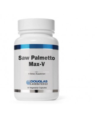 Saw Palmetto Max-V - 60  Vegetarian Capsules - Douglas Laboratories