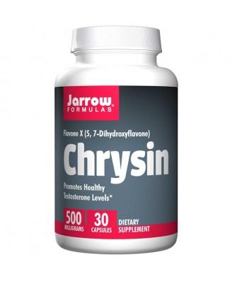 Chrysin 500 mg (30 Capsules) - Jarrow Formulas