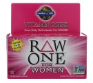 Vitamin Code- Raw One- Once Daily Multi-Vitamin for Women (75 Vegetarian Capsules) - Garden of Life