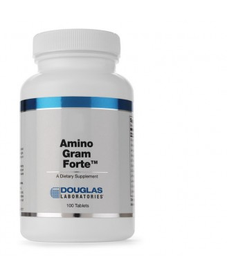 Forte amino-Gram (100 tabletas) - Douglas Laboratories