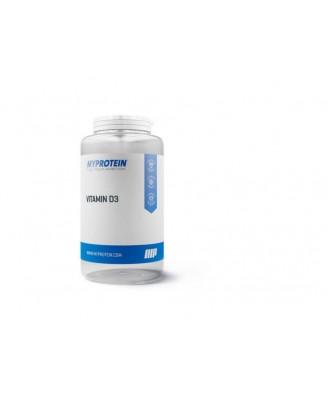 Vitamin D3 - 180 Cápsulas - MyProtein