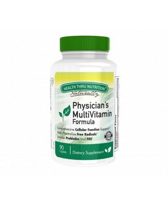 Physicians' Multi Vitamin Complex (90 Capsules) - Health Thru Nutrition