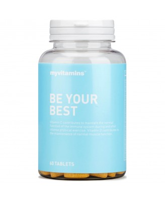 Be Your Best, 60 tablets (60 Tablets) - Myvitamins