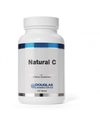 Natural C 1000 mg -250 tabletas -  Douglas Laboratories