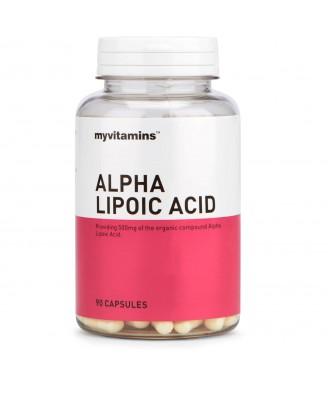 Alpha Lipoic Acid (30 Capsules) - Myvitamins