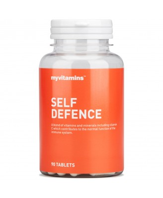 Self Defence, 90 tablets  (90 Tablets) - Myvitamins