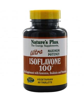 Ultra Isoflavone 100 (60 Veggie Tabs) - Nature's Plus