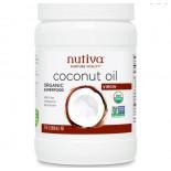 Nutiva, Organic Extra Virgin Coconut Oil, 29 fl oz (858 ml)