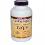 CoQ10 Kaneka Q10 200 mg (60 Softgels) - Healthy Origins
