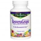 Paradise Herbs, MedVita, ResveraGrape, 60 Veggie Caps