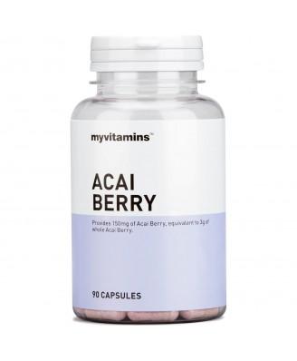 Acai Berry (90 Capsules) - Myvitamins