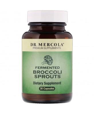 Fermented Broccoli Sprouts (30 Capsules) - Dr. Mercola
