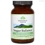 Equilibrio de azúcar -verduras 90 Caps - Organic India