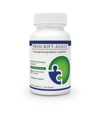 Asistencia de prescript complejo probiótico de amplio espectro (60 cápsulas) - LL Magnetic Clay