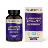 L-Arginine Advanced 90 capsules - Dr. Mercola