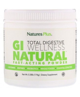 GI Natural Fast-Acting Powder (174 grams) - Nature's Plus