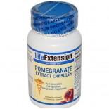Cápsulas de extracto de Granada - 30 Veggie Caps - Life Extension