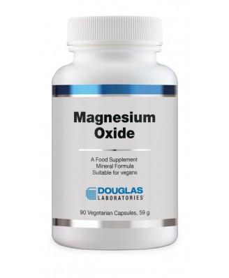 Magnesium Oxide - 90 Capsules - Douglas Laboratories