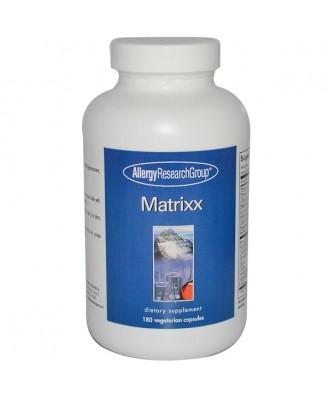 Matrixx 180 Veggie Caps - Allergy Research Group