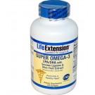 Life Extension, Super Omega-3 EPA / DHA con extracto de sésamo y lignanos de Oliva, 120 Cápsulas Blandas