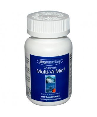 Multi-Vi-Min 150 Veggie Caps - Allergy Research Group