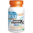 Doctor's Best, La vitamina K2 natural Mena Q7