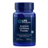 Arginine Ornithine Poeder 150 Grams (5.29 Oz) - Life Extension