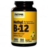 Comprar Vitamina B12 Metil B-12 sabor a limón 1000 mcg Fórmulas de Jarrow
